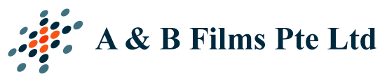 A & B Film Pte Ltd Logo